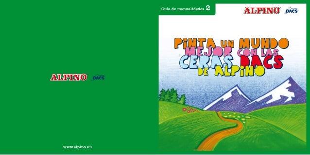 www.alpino.euGuía de manualidades 2