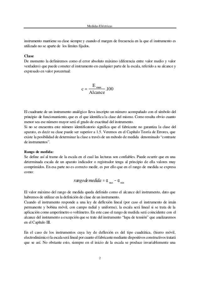 Libro medidas electricas