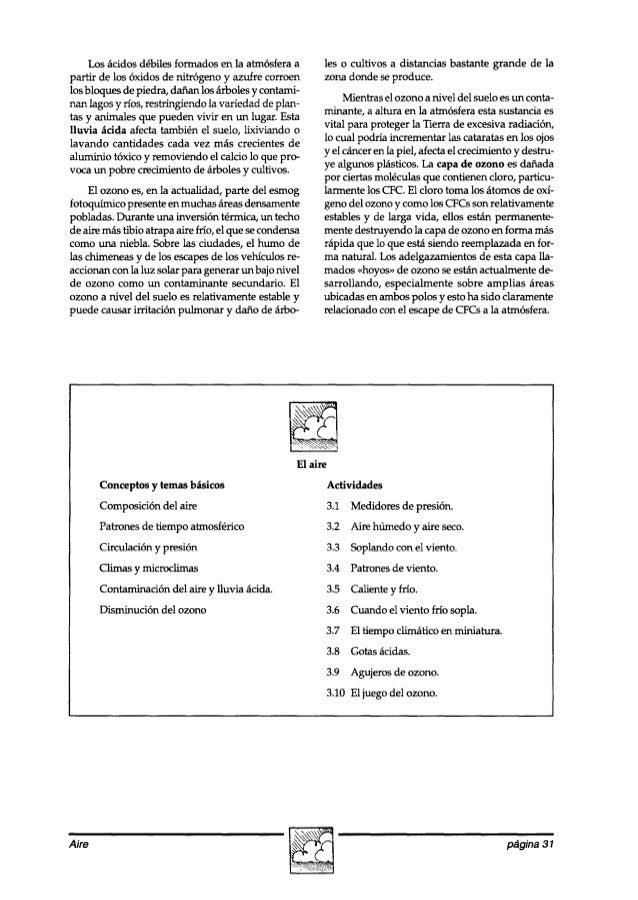 Los ácidos débiles formados en la atmósfera a partir de los óxidos de nitrógeno y azufre corroen los bloques depiedra, dañ...