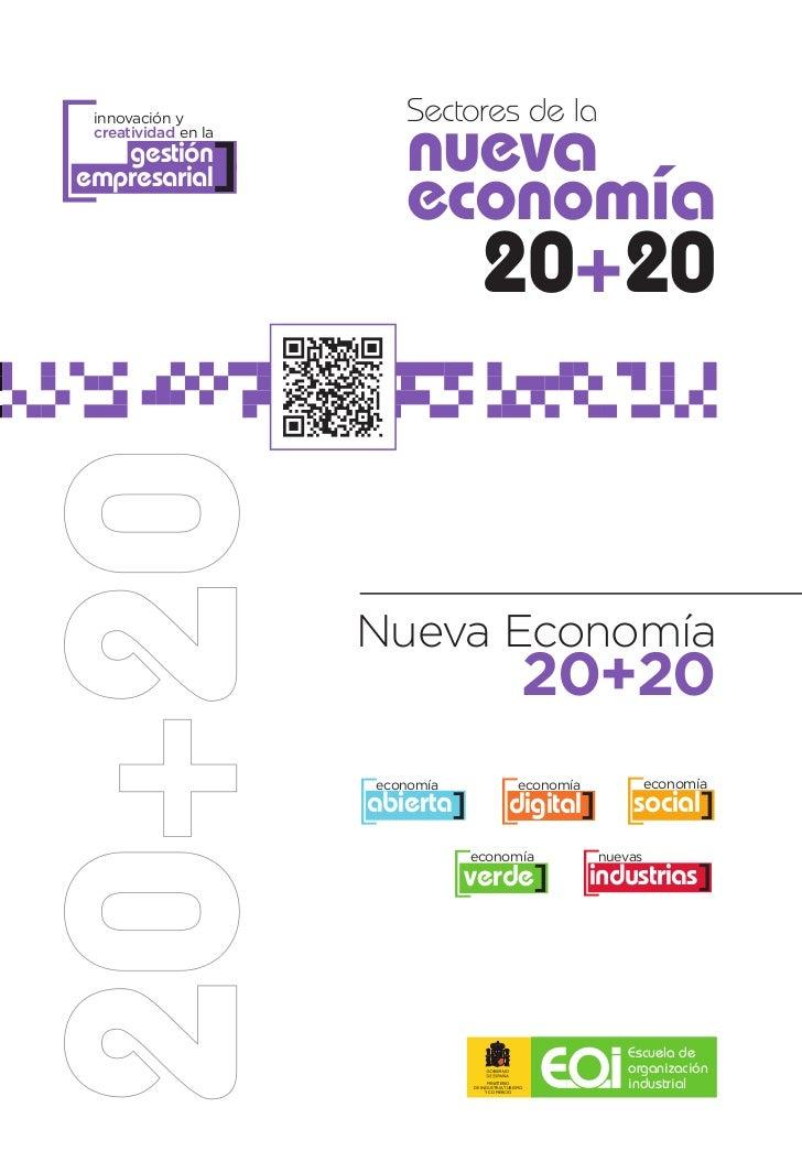 [ innovación y            Sectores de la creatividad en la   gestiónempresarial      ]       nueva                        ...