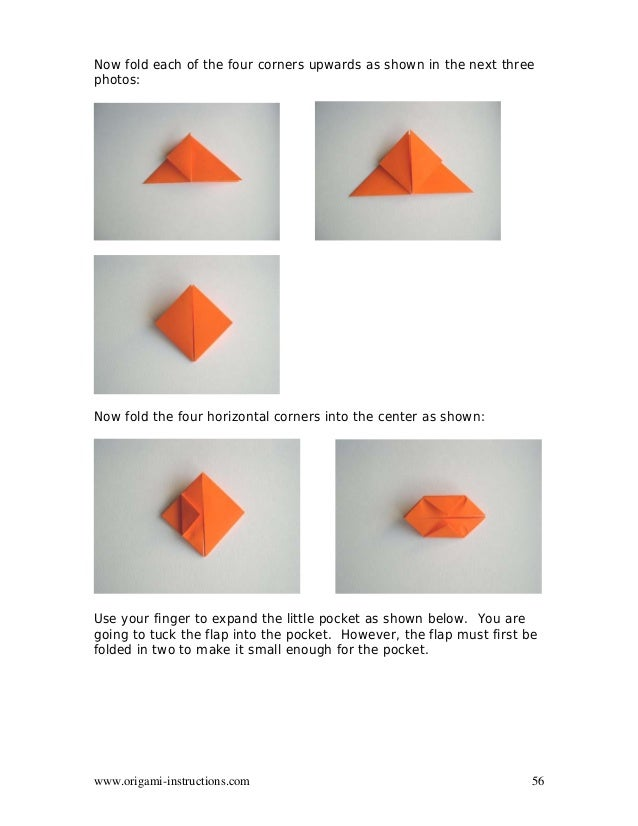 Easy Bird Finger Puppet Origami - Red Ted Art - Make crafting with ... | 826x638