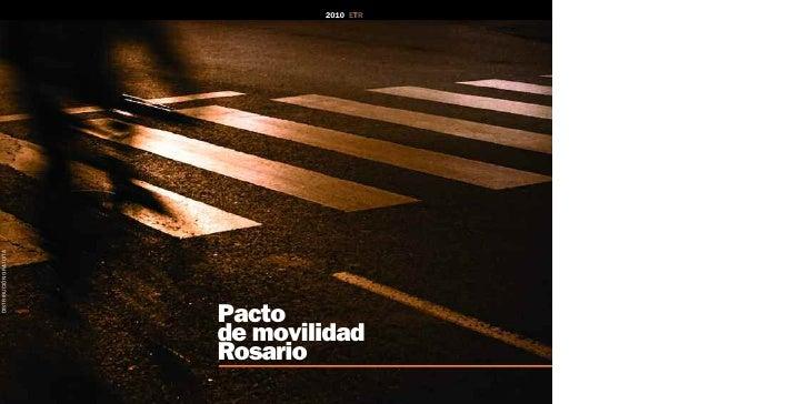 2010 ETRDISTRIBUCIÓN GRATUITA                        Pacto                        de movilidad                        Rosa...