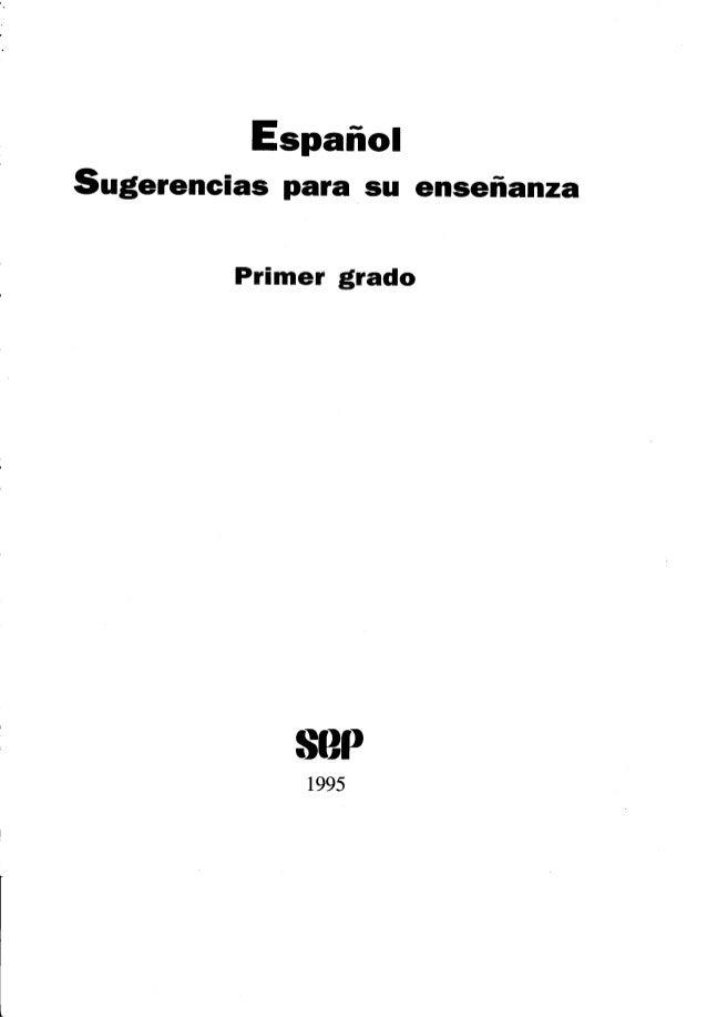 Libro paraelmaestroespañolsugerenciasparasuenseñanza