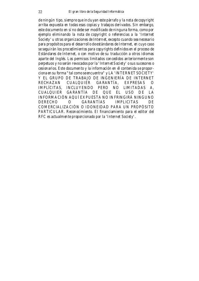 Capítulo 4: LISTA DE ESTÁNDARES DE SEGURIDAD INTERNACIONALES Este documento lista los estándares internacionales relacio- ...