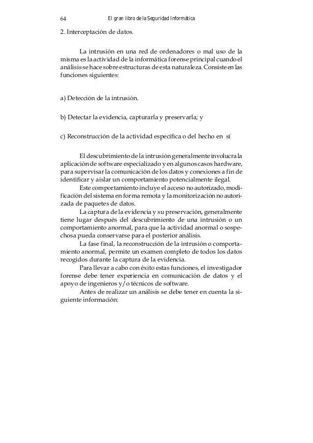 El gran libro de la Seguridad Informática68 . putty: Escelente cliente SSH Sitio web: http://www.chiark.greenend.org.uk/~s...