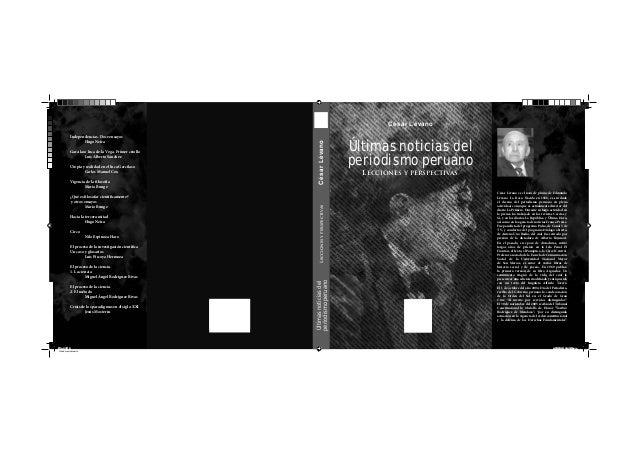 César Lévano César Lévano  Independencias. Doce ensayos Hugo Neira Garcilaso Inca de la Vega. Primer criollo Luis Alberto ...