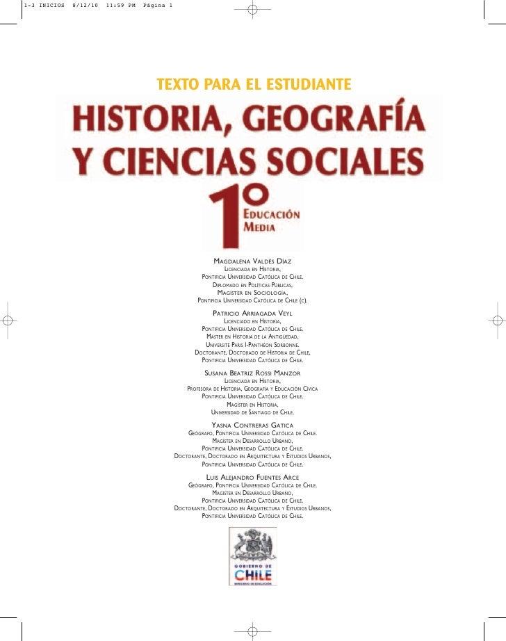 1-3 INICIOS   8/12/10   11:59 PM   Página 1                                      TEXTO PARA EL ESTUDIANTE                 ...