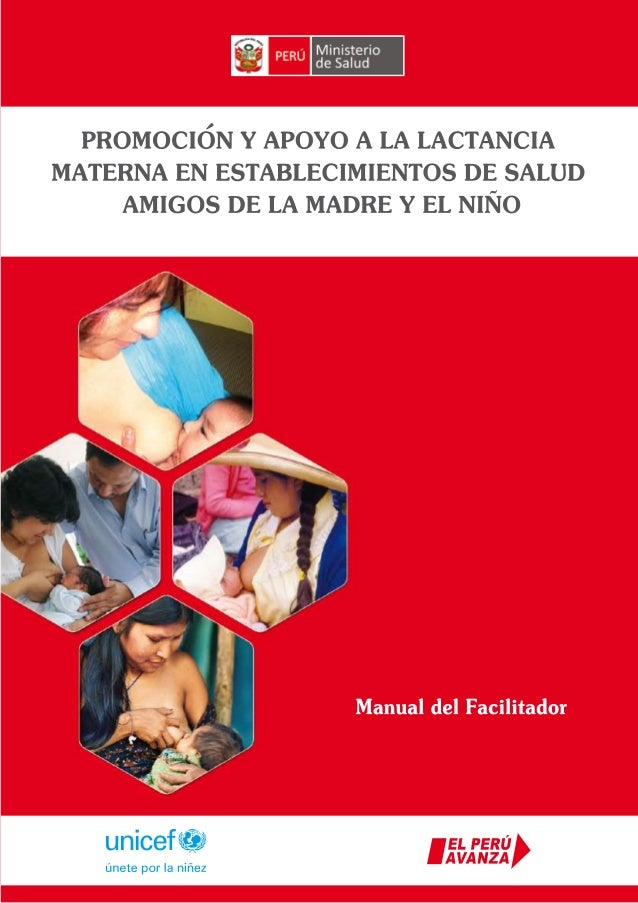 """1Curso Taller: """"Promoción y Apoyo a la Lactancia Materna en Establecimientos de Salud Amigos de la Madre y el Niño"""""""