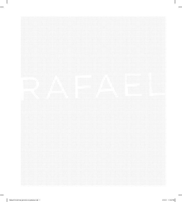 Rafael El broli final jerónimo sin portadas.indd 1   4/15/11 11:55 PM