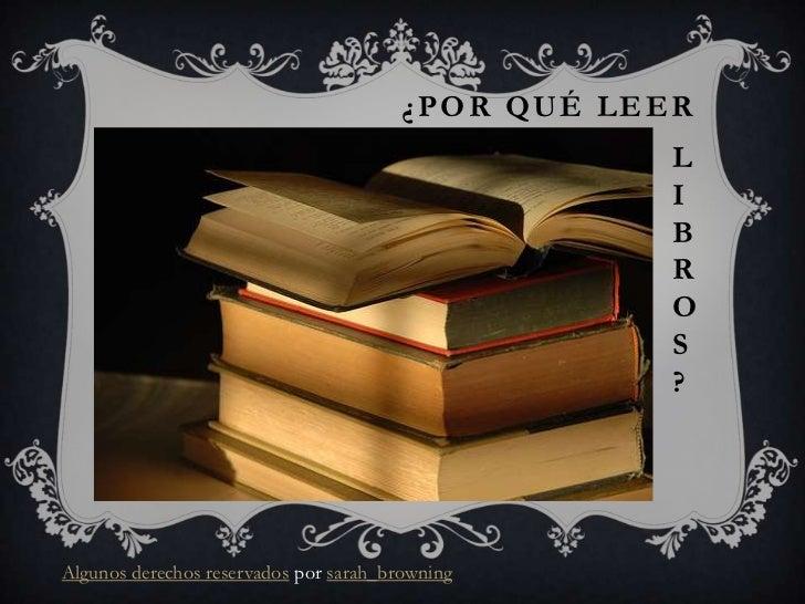 Libros Slide 3