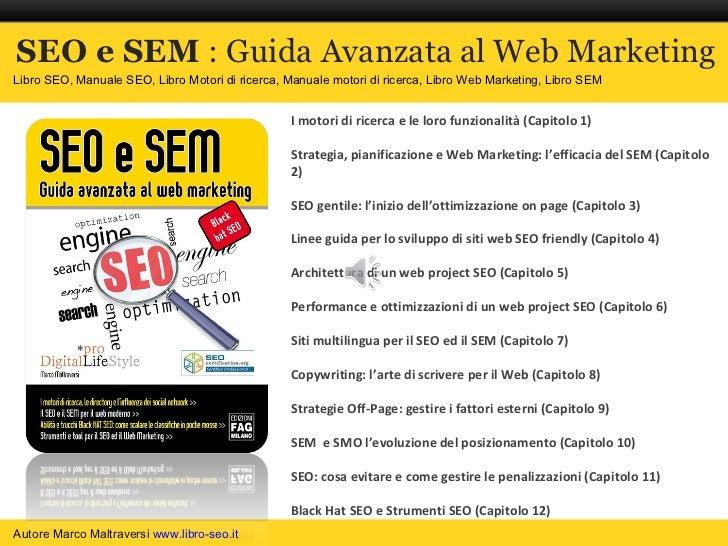 I motori di ricerca e le loro funzionalità (Capitolo 1) Strategia, pianificazione e Web Marketing: l'efficacia del SEM (Ca...