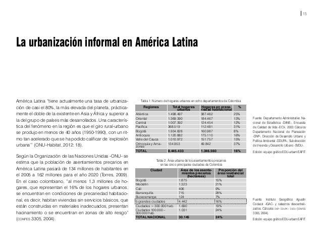 17 Otro rasgo de diferenciación social está en la composi- ción familiar, presentando mayores porcentajes la pobla- ción f...
