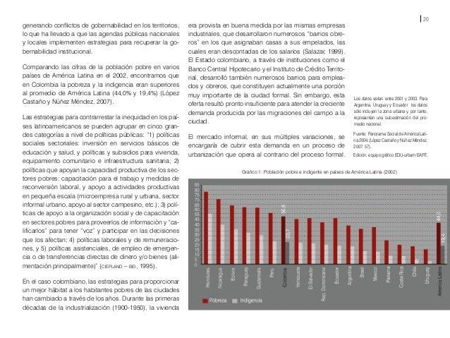 22 Medellín como caso de estudio: El escenario urbano social Medellín es la segunda ciudad más poblada de Colombia, y hace...