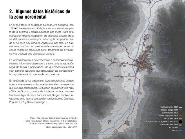 30 Año 1954 Año 1981 Año 1969 Año 1998 Proceso de ocupación de la zona nororiental Fuente: Departamento Administrativo de ...