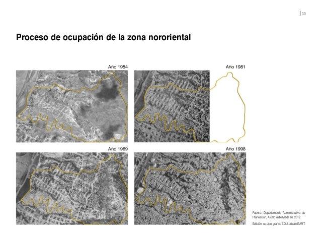 32 3. La presencia del Estado en Medellín programa que se hace entre 1992 y 2001. El primed es una iniciativa de la Nació...