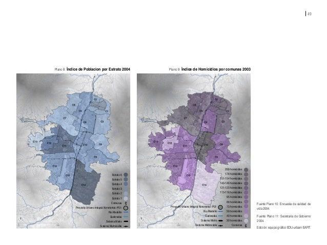 LÍNEA 2 Dos estrategias de intervención dentro del modelo de transformación del Urbanismo Social 1. Proyecto Urbano Integ...