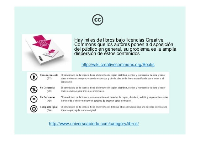 Libros Libres, Gratuitos, Oa Y Buscadores