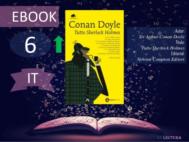 EBOOK                            Autor: 6         Sir Arthur Conan Doyle                            Título:          Tutto...