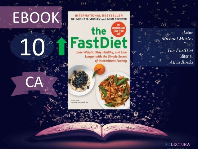 EBOOK                   Autor:10        Michael Mosley                   Título:          The FastDiet                Edit...