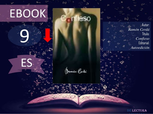 EBOOK                Autor: 9        Ramón Cerdá                Título:            Confieso             Editorial:        ...