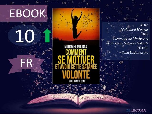 EBOOK                               Autor:10                 Mohamed Mouras                               Título:         ...