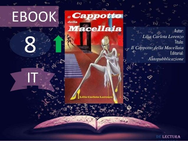 EBOOK                                Autor: 8              Lilia Carlota Lorenzo                                Título:   ...