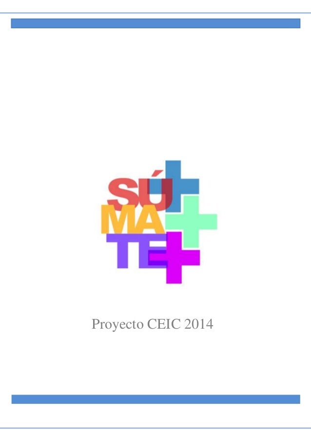 Proyecto CEIC 2014