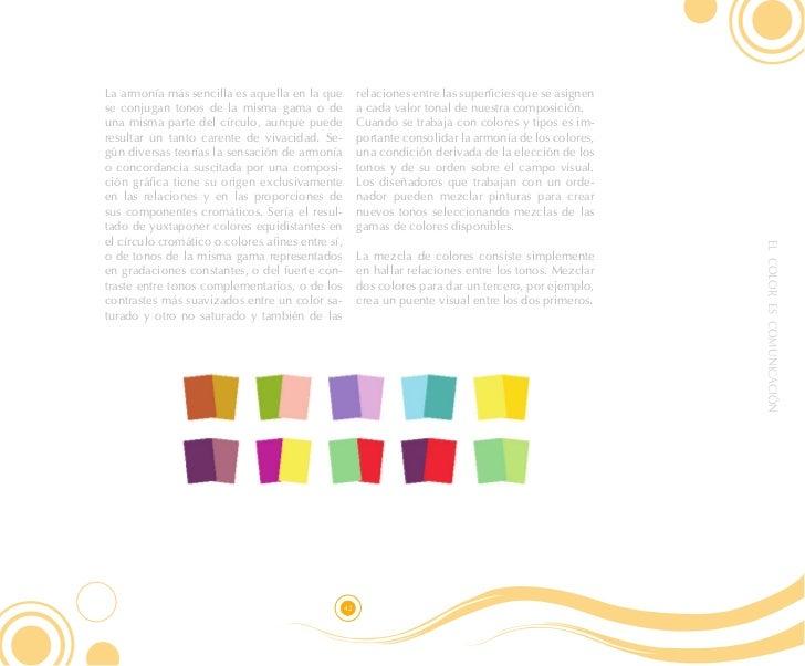 Libro teorica color en el Diseño Grafico