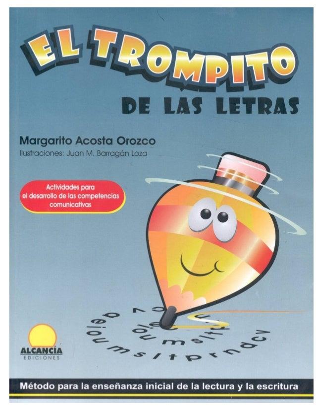 """D!  u:  un""""  Margarito Acosta Orozco  llusîraciones:  Juon M.  Barragdn Lozo  l .   Acflvidades paro  el desarrollo de Ias ..."""