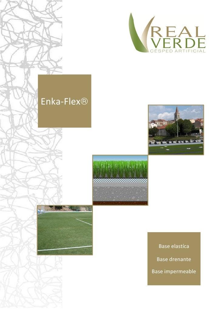 Libro Y Presupuesto Enkaflex Sistema Reciclable 2010