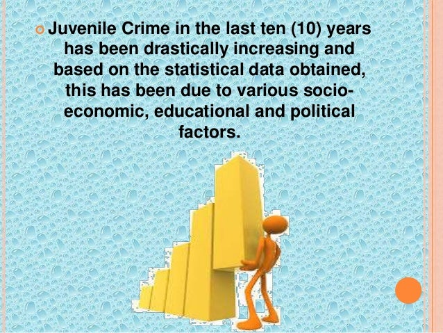 juvenile crimes Juvenile delinquency, also known as juvenile offending, is participation in  illegal behavior by minors most legal systems prescribe specific procedures for.