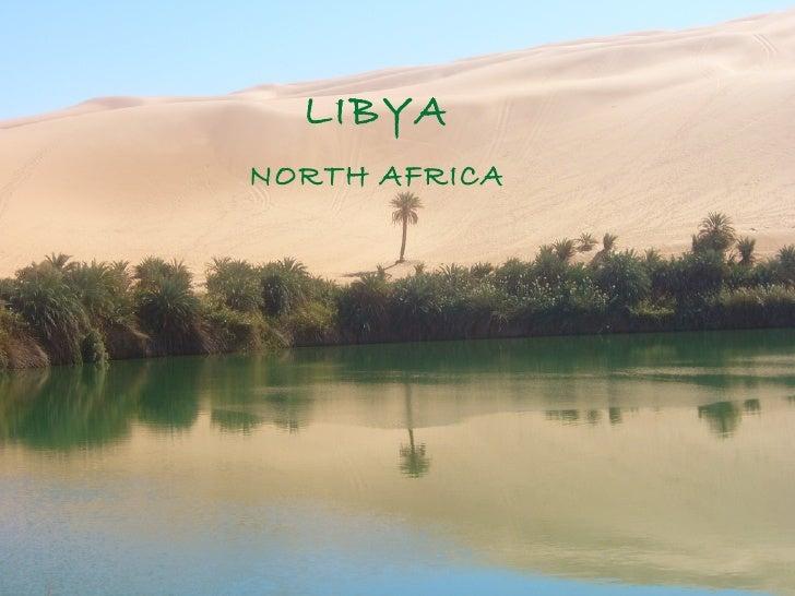 LIBYANORTH AFRICA
