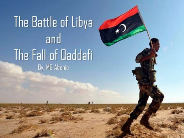 libyan civil war A timeline of events from the revolt in libya since the first protests against the rule of muammar gaddafi began in february.