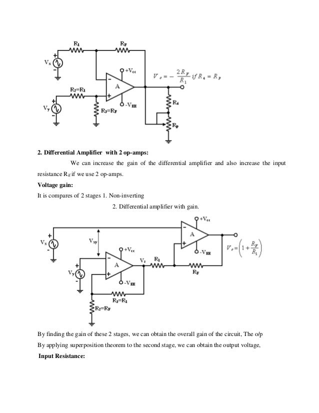 Linear Integrated Circuits Lic