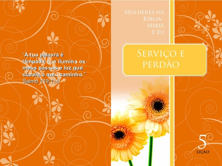 Mulheres na                               Bíblia:                                Miriã                                  e ...