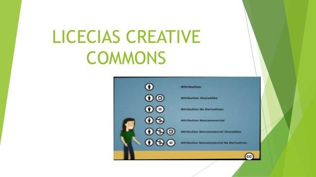 LICECIAS CREATIVE COMMONS