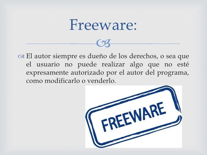 Licenciamiento de software-Valenzuela9c| Slide 3