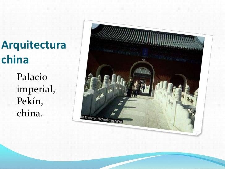 Arquitectura china<br />Palacio imperial, Pekín, china.<br />