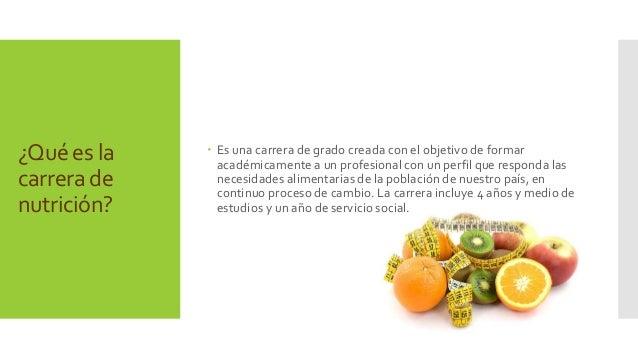 Licenciatura en nutrición umb..
