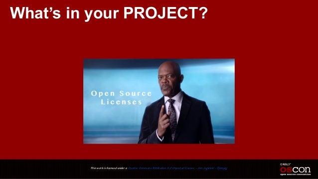 Open Source Licensing 101 Slide 3