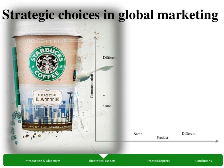 5 objectives of starbucks Detailed introduction, intents and objectives for each of the  these guidelines  are supported by five other key cafe practices documents.