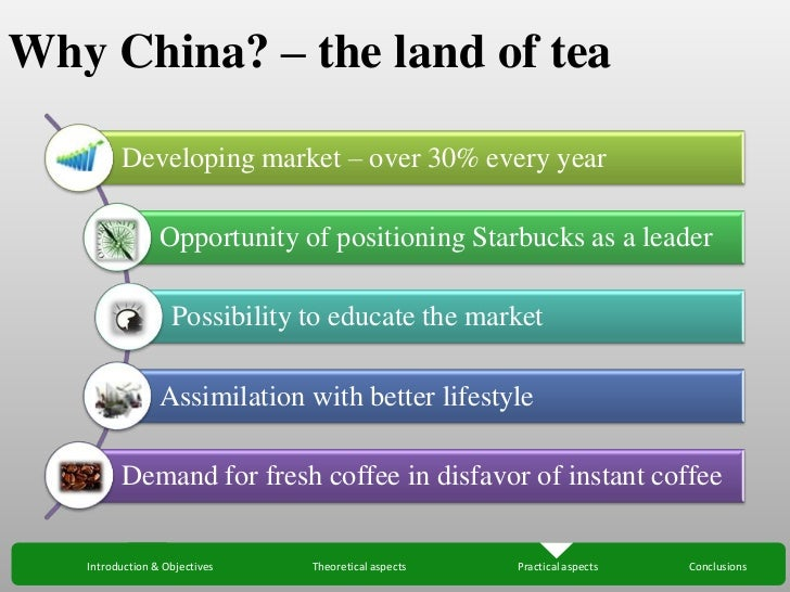 starbucks in china pricing strategy Starbucks details five-year plan to accelerate profitable growth at investor conference  (return to the starbucks newsroom for  starbucks china has.