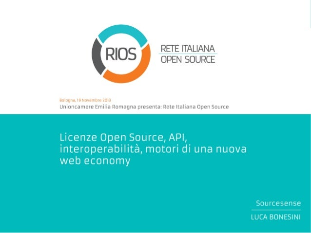 www.sourcesense.com  www.reteitalianaopensource.it