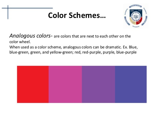 Liceo Color Theory And Texture