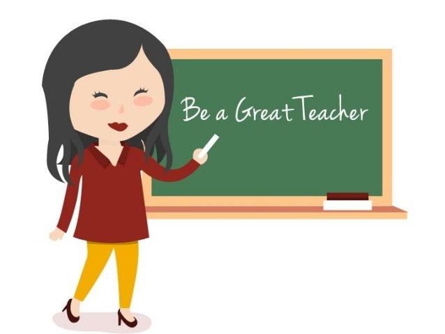 Teacher Cartoon