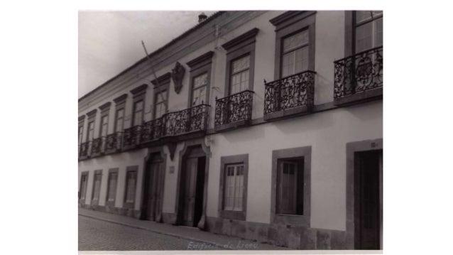Fotogaleria - Liceu Nacional de Portalegre