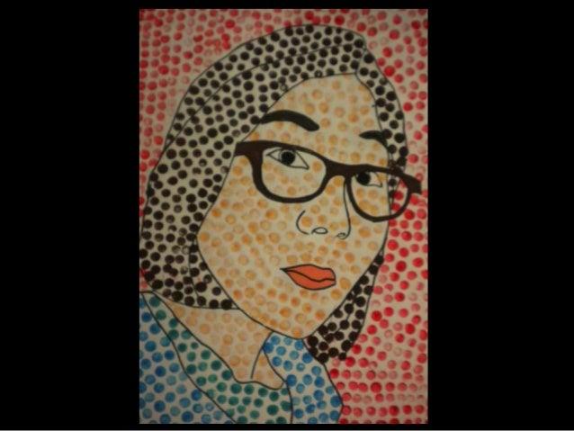 Lichtenstein portraits