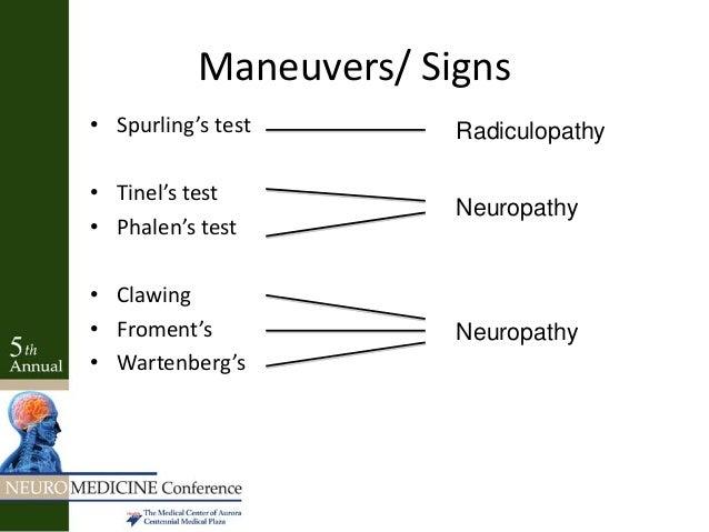 Nerve Entrapment Syndromes Practice Essentials Etiology