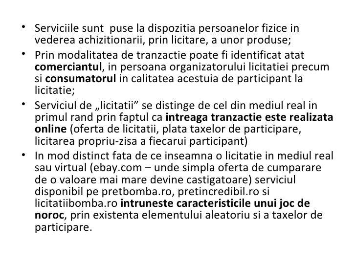 Licitatii Online Slide 2