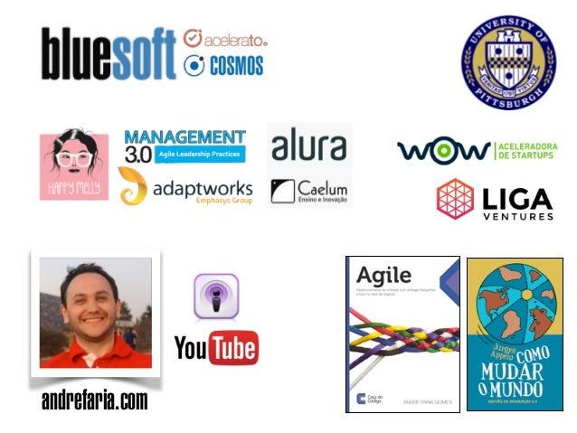 Lições aprendidas em 10 anos de agilidade Slide 2